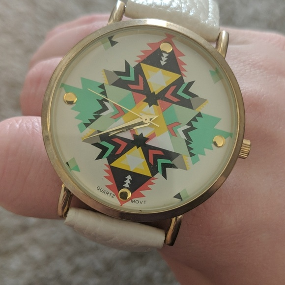 Geneva Platinum Jewelry - Watch